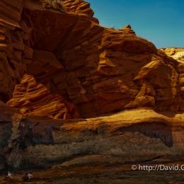 Photo d\'une grotte à Fatima