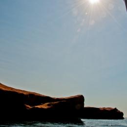 Photo d\'une falaise à Fatima