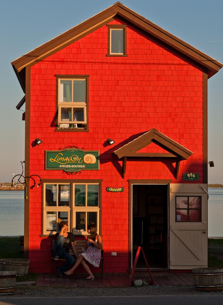10 raisons pour visiter les les de la madeleine par david for Achat maison la madeleine