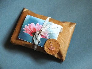Exemple d'Emballage de colis