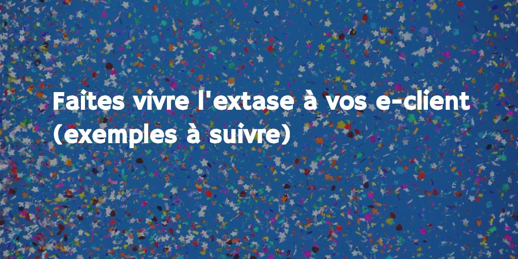 extase client