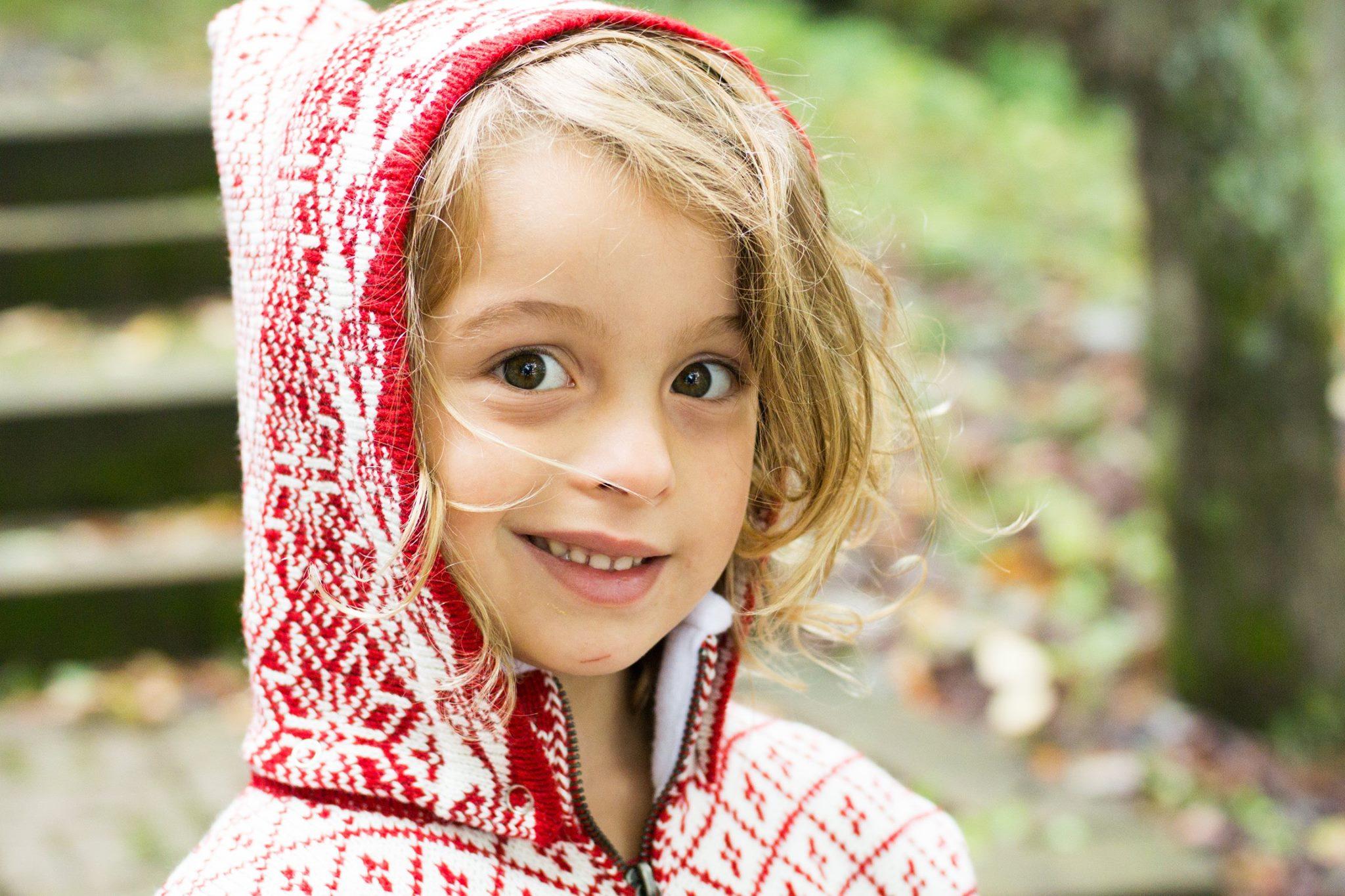 Comment prendre des beaux portraits d'enfants