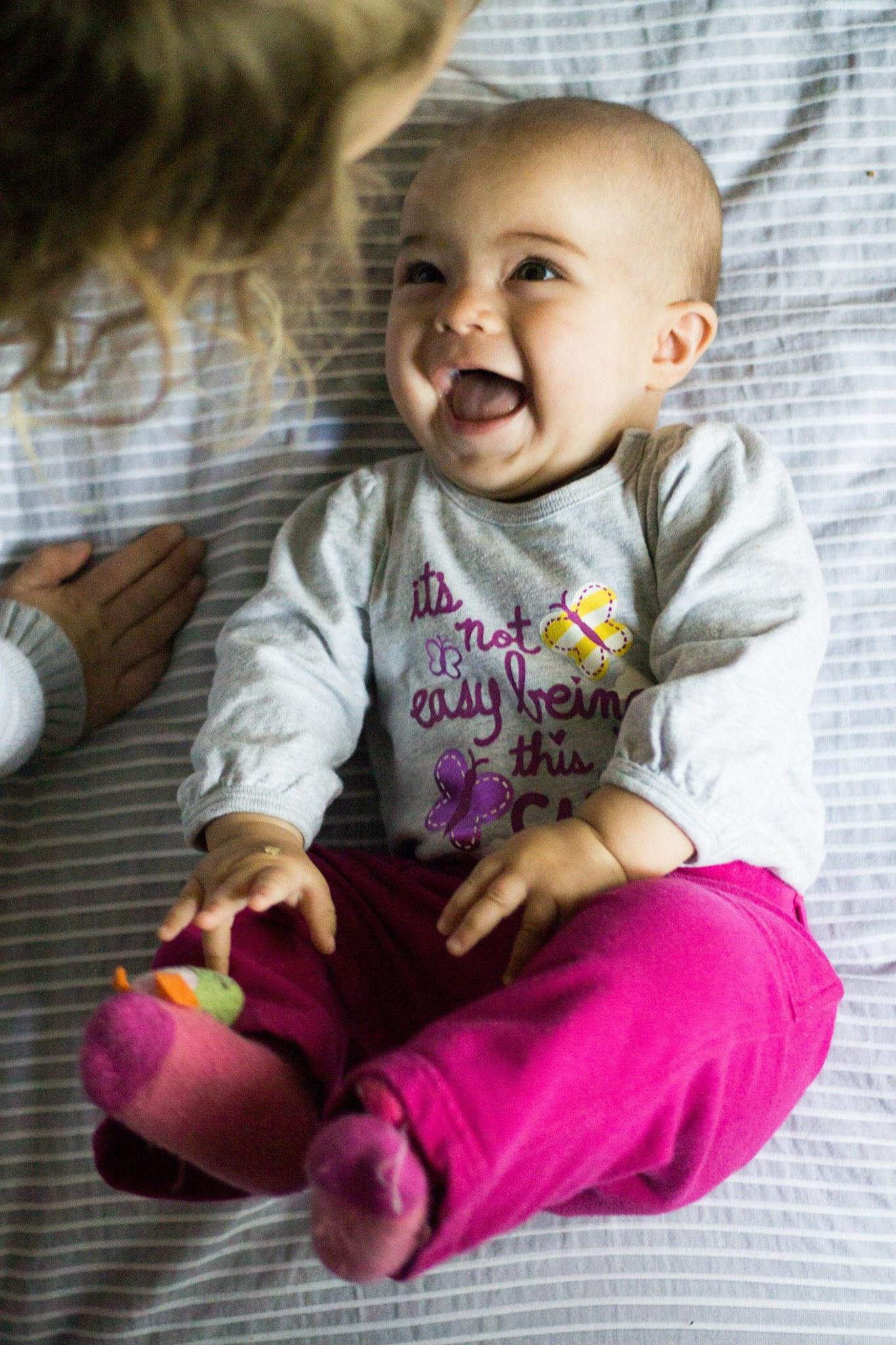 Truc pour prendre des photos de bébé: en prendre des dizaines