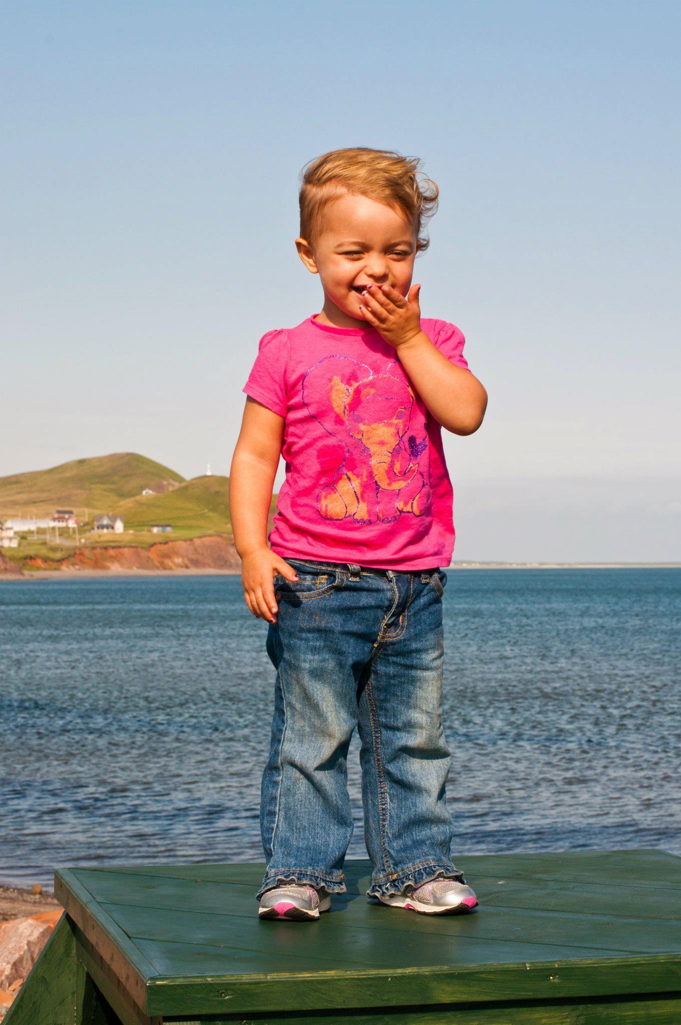 Photo d'enfant avec Nikkor 50mm f1.4